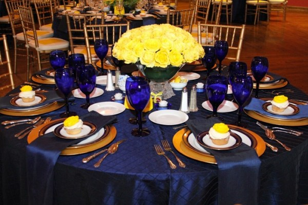 Yellow And Blue Wedding Theme Blue And Yellow Wedding Decorations Popular Decorating Party