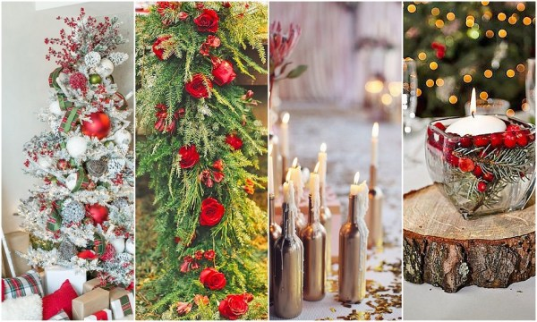 Christmas Wedding Decoration Ideas