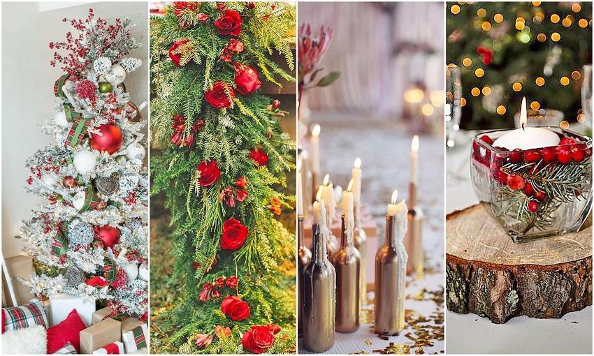Christmas Wedding Decoration Ideas   123WeddingCards