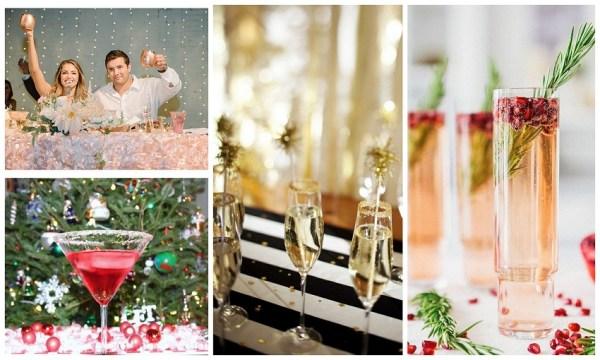 Christmas Wedding Toast idea - 123WeddingCards