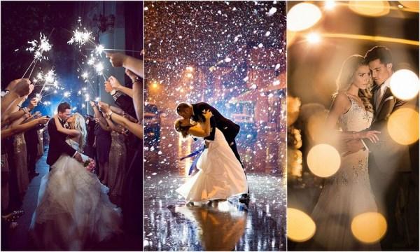Wedding Sparklers Ideas - 123WeddingCards