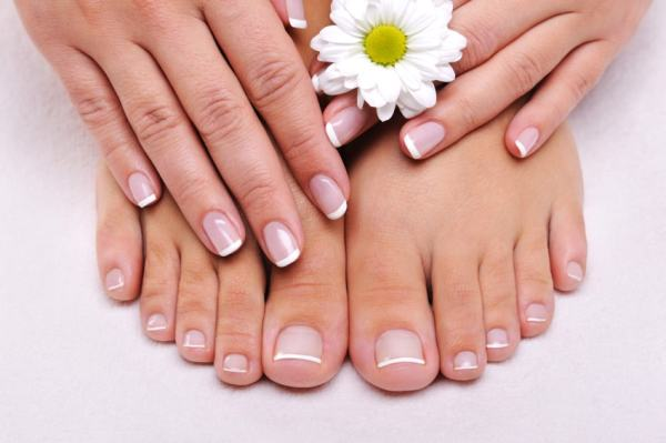 Frequent manicures and pedicures- 123WeddingCards