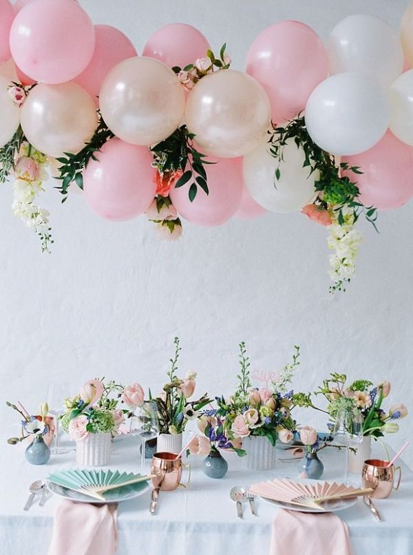 Use of Balloons as props for wedding photographs