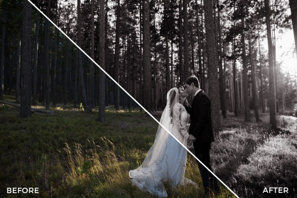 Use of Digital Filters for wedding photos_2