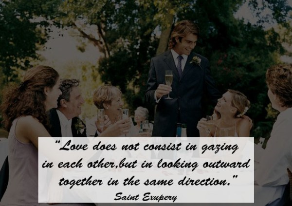 Great Quotes to Use as Wedding Toast 6 - 123WeddingCards
