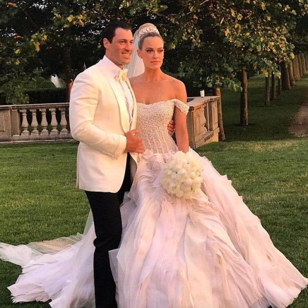 Maksim Chmerkovskiy and Peta Murgatroyd wedding