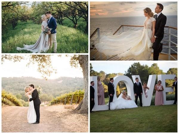wedding destinations Australia suggest by 123WeddingCards