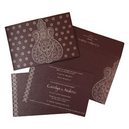 Unique Design Invitations - 123WeddingCards