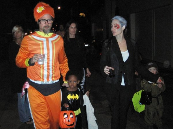 An Ode to a Decade of Spooky Celebrity Halloween Costumes - 123WeddingCards