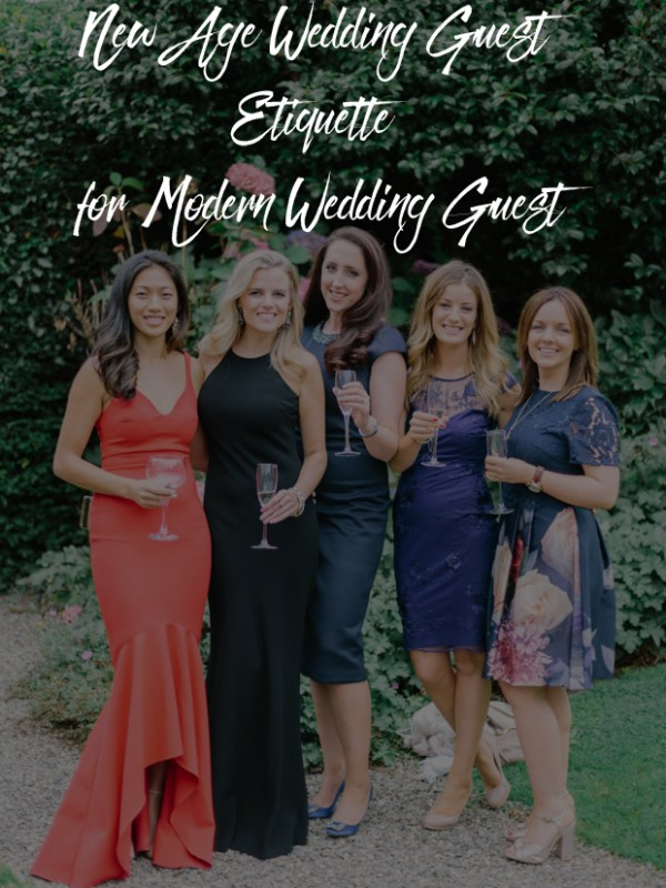 Essential Etiquettes to Consider Being a Great Wedding Guest, Ideas by 123WeddingCards