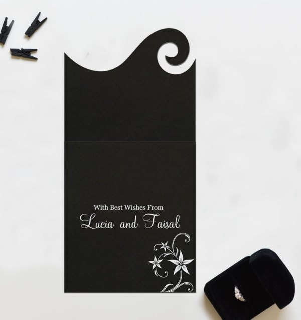 Hitch-Wedding Invitation(123Weddingcards)