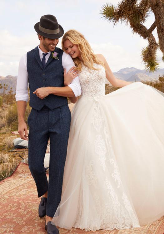 Sparkle wedding Dress