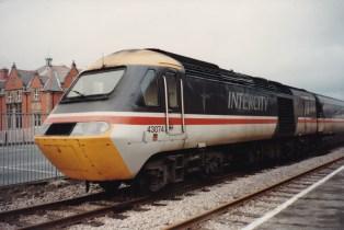 43074 at Llandrindod Wells (c) Chris Martin