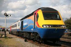 43075 seen at Dereham on the Mid Norfolk Railway (c) Dave Mulligan