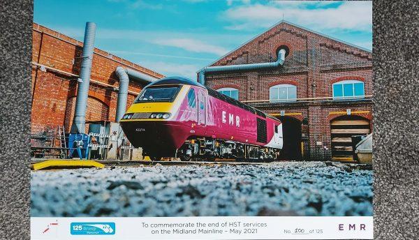 43274 EMR Farewell Print