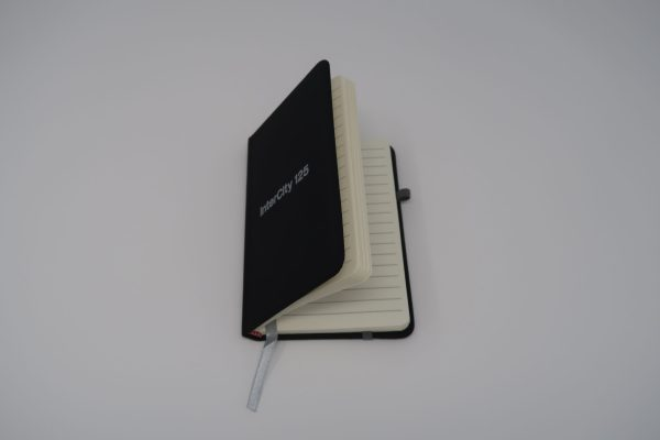 InterCity 125 Branded Notebook and Pen