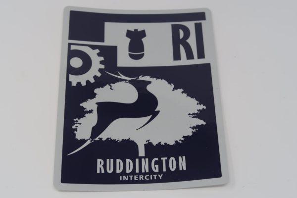 Ruddington HST Depot sticker