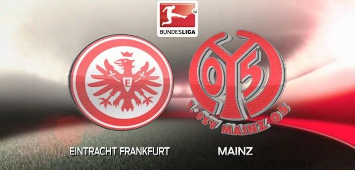 Eintracht Frankfurt vs. Mainz 05