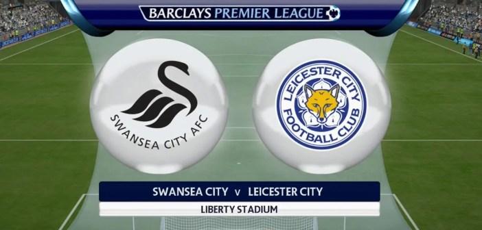 Swansea vs. Leicester