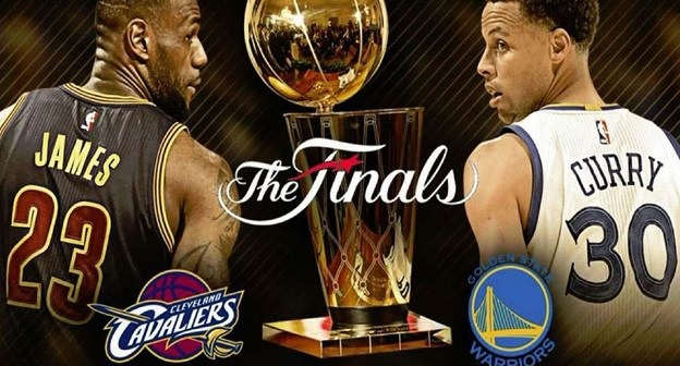 cleveland cavaliers vs. golden state warriors game 1