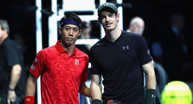 andy murray vs kei nishikori
