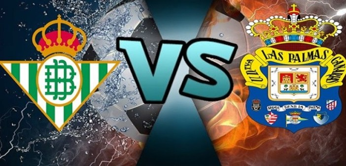 real betis vs las palmas