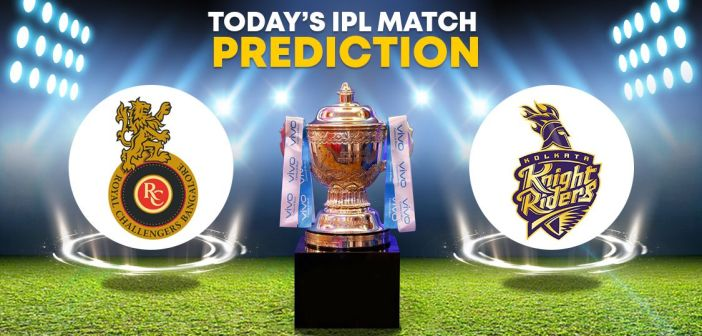 12BET's Indian Premier League Prediction: Royal Challengers vs. Knight Riders
