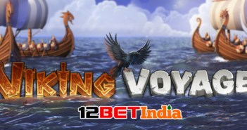 Viking Voyage slot game review and 12BET India's Birthday spin