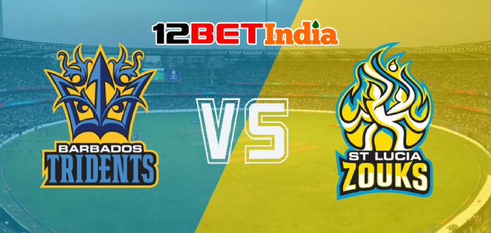 CPL T20: Barbados Tridents vs St Lucia Zouks Match Preview