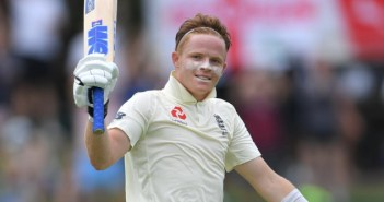 England batsman Pope out up to 4 months due to shoulder injury