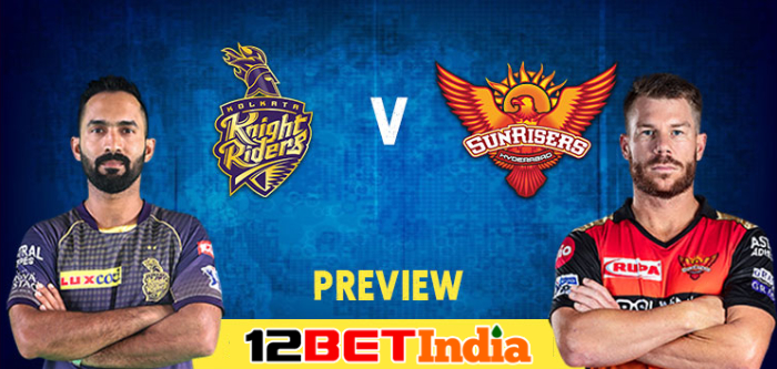 IPL2020 Match-8 Preview Kolkata Knight Riders vs Sunrisers Hyderabad