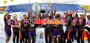 12BET India News: Trinbago Knight Riders St Lucia Zouks to clinch Caribbean Premier League title