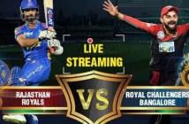 12BET Predictions IPL 2020 Match 33 Rajasthan Royals Vs Royal Challengers Bangalore