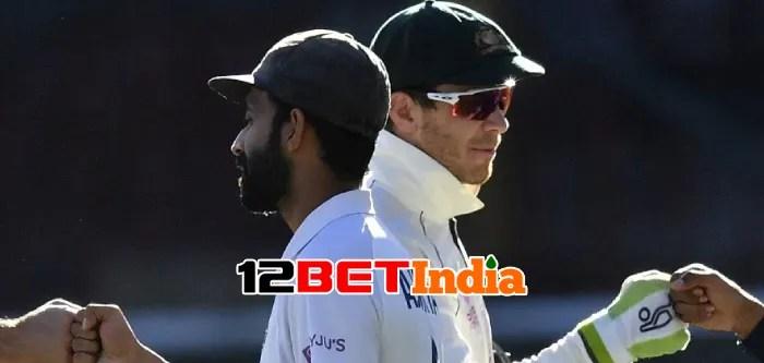 Border-Gavaskar Trophy Australia VS India, 4th Test