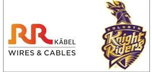 Kolkata Knight Riders signs RR Kabel as newest sponsor