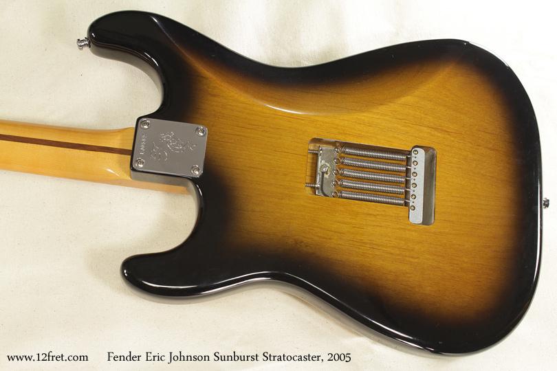 2007 Fender Stratocaster