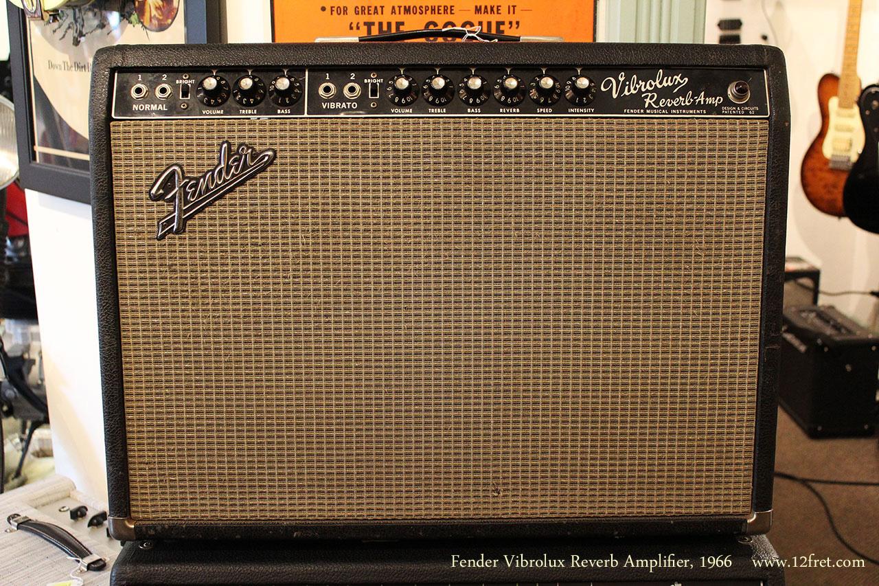 Fender Vibrolux Reverb Amplifier