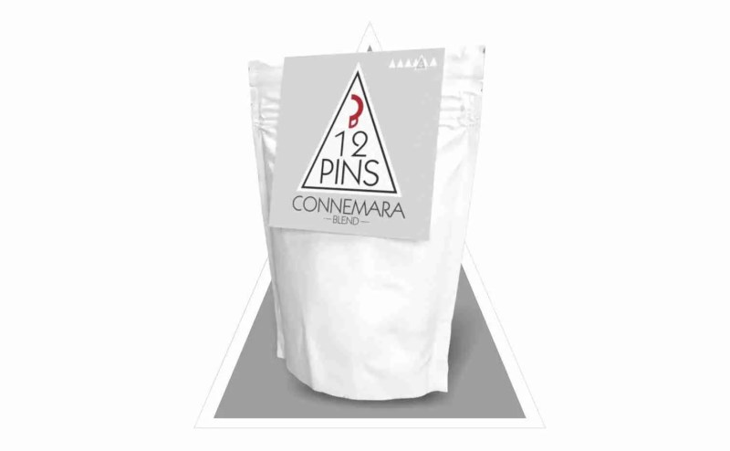 12 pins connemara blend premium coffee beans
