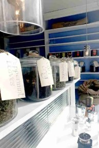 tea collection in store