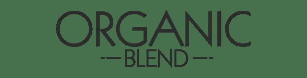 organic blend logo