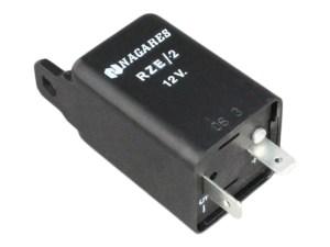 12V Universal Warning RelayBuzzer 72db | 12 Volt Pla
