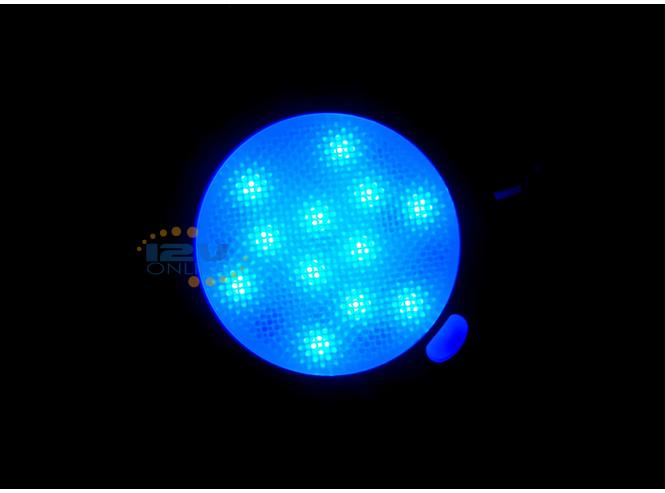 Light Blue Wavelength