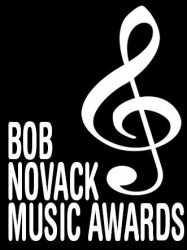Bob Novack Music Awards logo