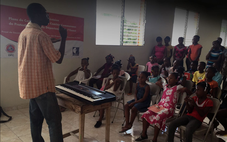1308 Haiti music program