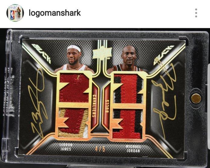 Logoman Shark Instagram
