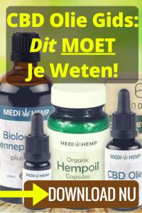 CBD Oil - Huile de cannabis - Info & KoopGids - eBook gratuit