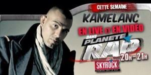 Kamelanc : Repense à nous extrait de Coupé du Monde (live)