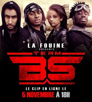 team bs de la fouine mp3