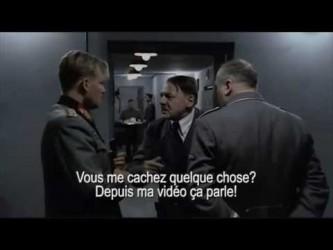 Hitler commente le rap français Booba, La Fouine, Kery James
