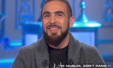 Medine explique sa quenelle à Skyrock dans Salut les Terriens